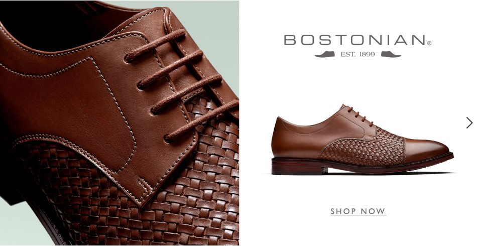 Shop Mens Bostonian