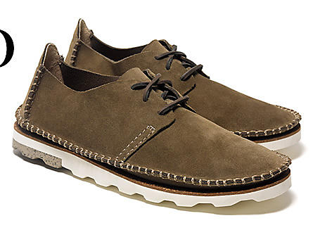 Mens Moccasin Inspired Casual Shoe Clarks