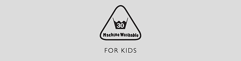 Machine Washable for Kids