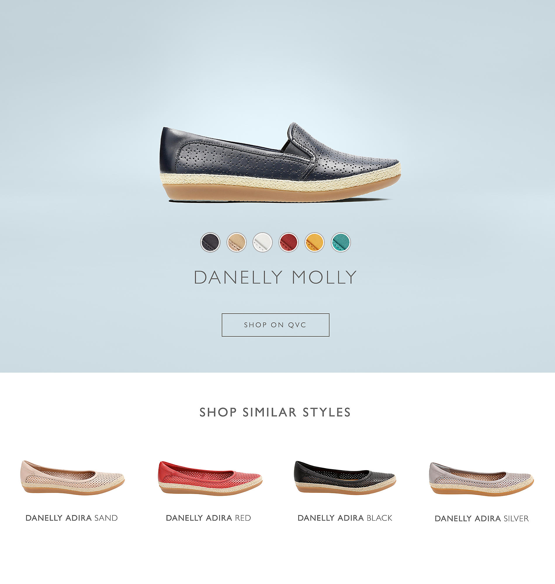 Shop QVC Danelly Molly