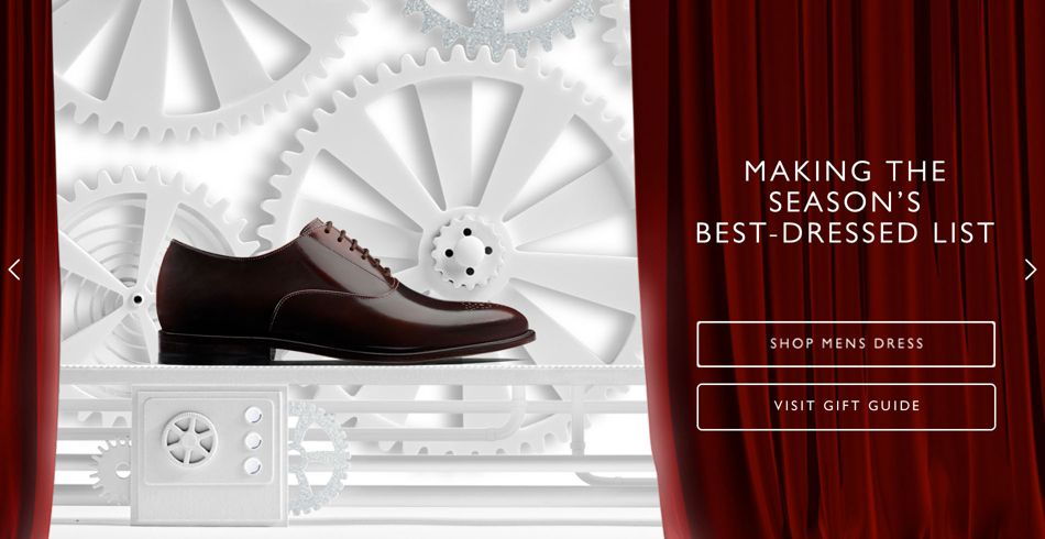 Shop Mens Dress Shoes and Visit the Gift Guide