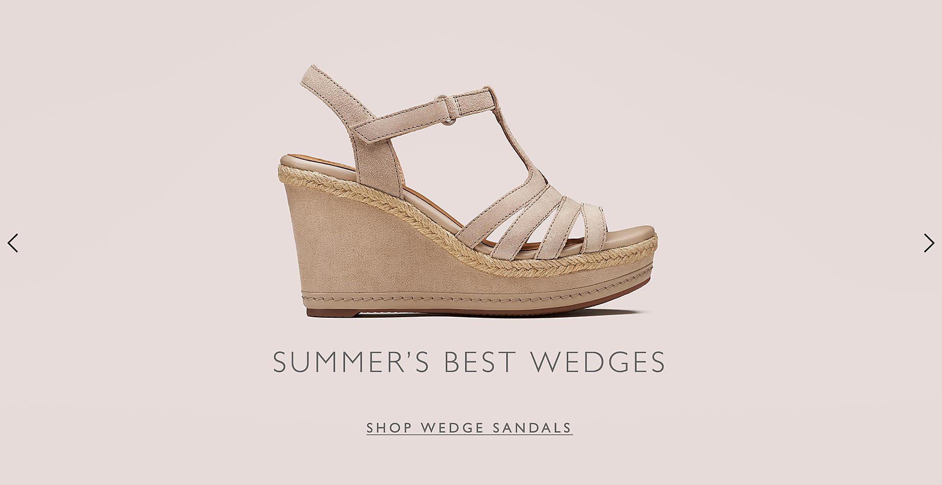 Shop Womens Wedge Sandals
