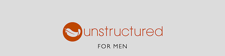 Unstructured for Men