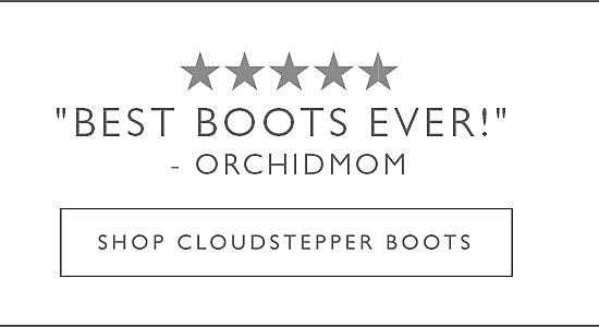 Shop Cloudstepper Boots